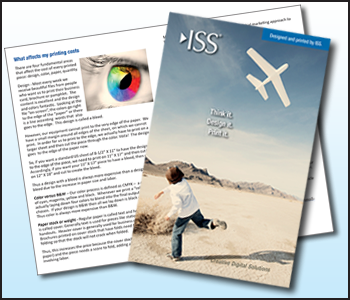 ISS - Digital Printers - Booklets