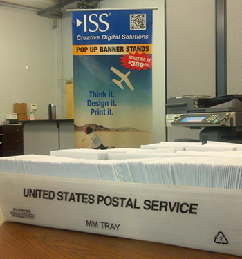 ISS - Mailing and Fulfillment