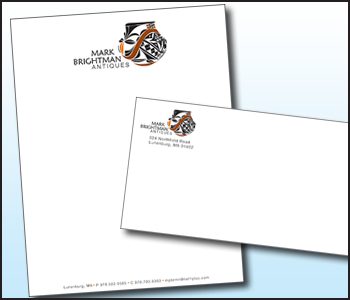 ISS - Digtial Printer - Letterhead and Envelopes